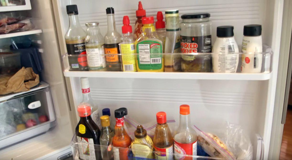 How To Clean A Refrigerator Mirage